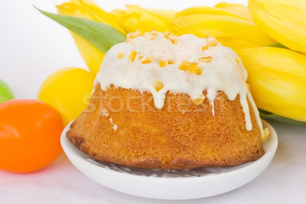 easter  cake Stock photo © neirfy