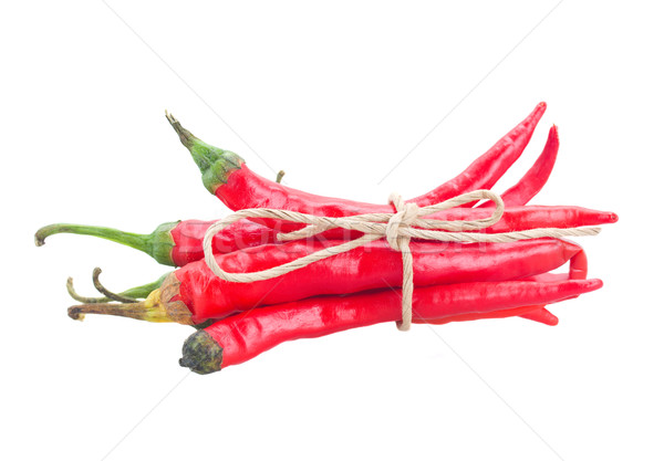 chili peppers Stock photo © neirfy