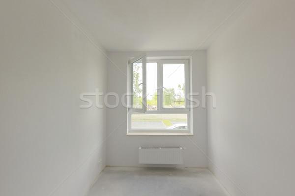 newly constructed room interior Stock photo © neirfy