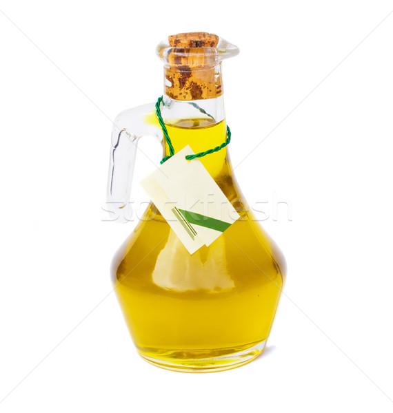 bottle of oil Stock photo © neirfy