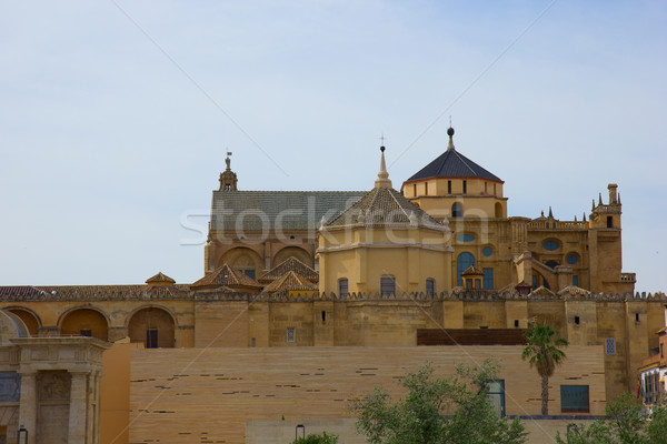 cathedral (Mezquita) of Cordoba, Spain Stock photo © neirfy