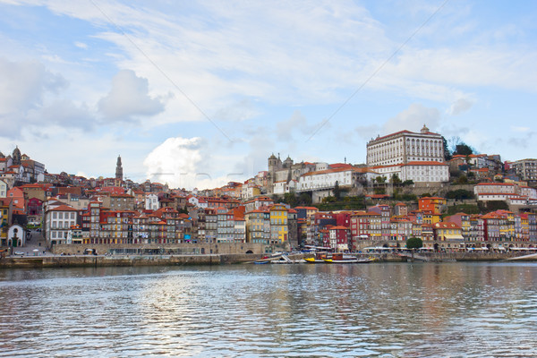Stock photo: down town of Porto, Portugal