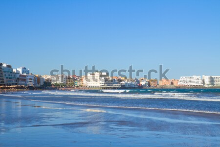 Medano, Tenerife, Spain Stock photo © neirfy