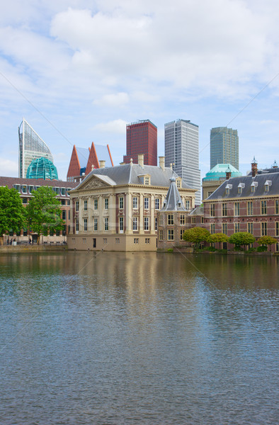 Den Haag, Netherlands Stock photo © neirfy