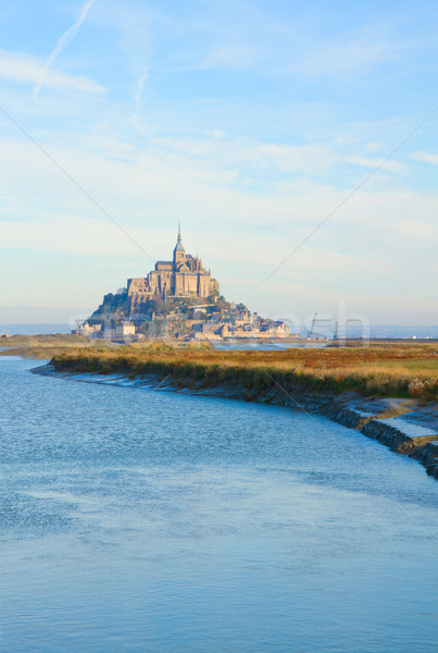 Mont Saint Michel,  France Stock photo © neirfy