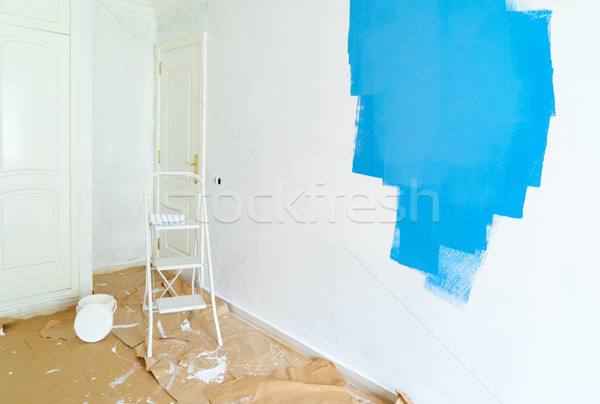 home renovation concept Stock photo © neirfy