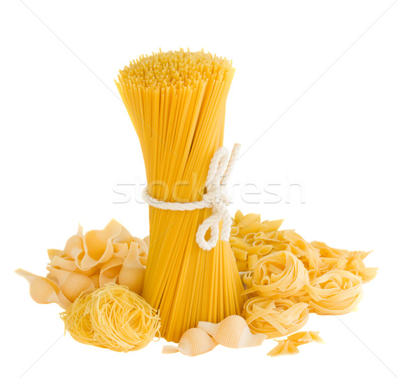 choise of pasta Stock photo © neirfy
