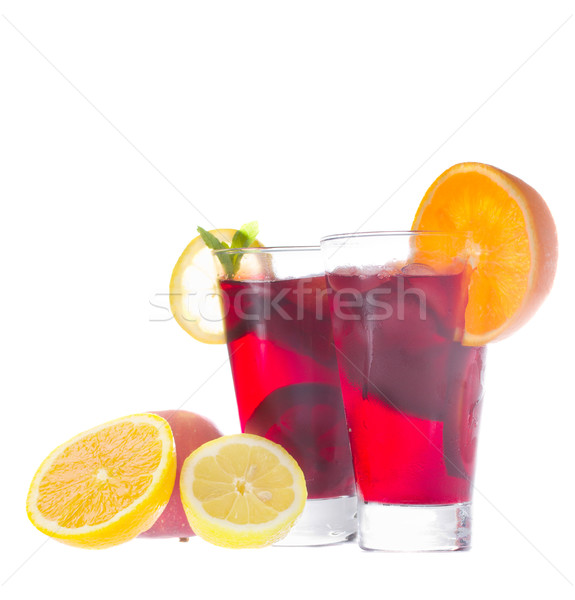 sangria Stock photo © neirfy