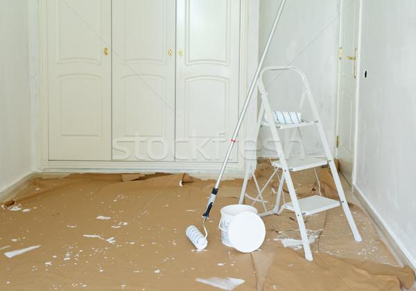 home renovation concept Stock photo © neirfy