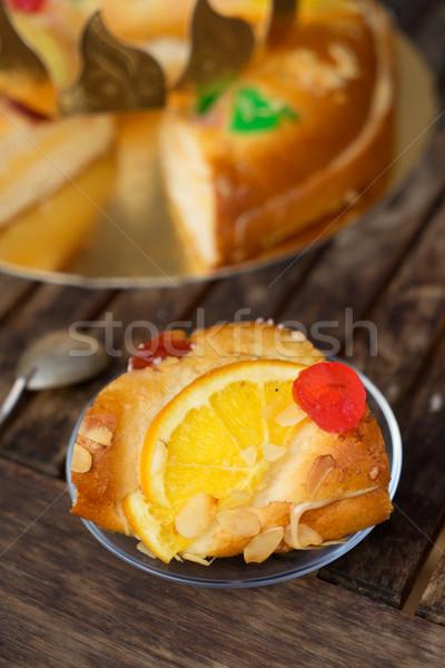 Roscon del Reyes Stock photo © neirfy