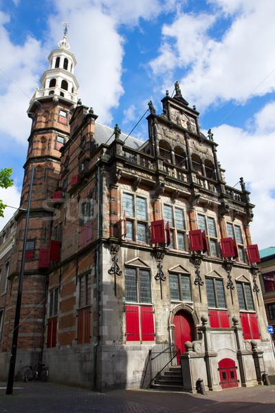 old town hall,Den Haag, Holland Stock photo © neirfy