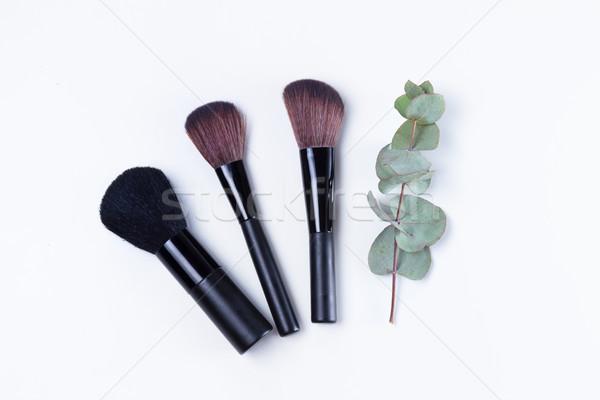 ストックフォト: プロ · 化粧 · ツール · デザイン · 背景 · ショッピング