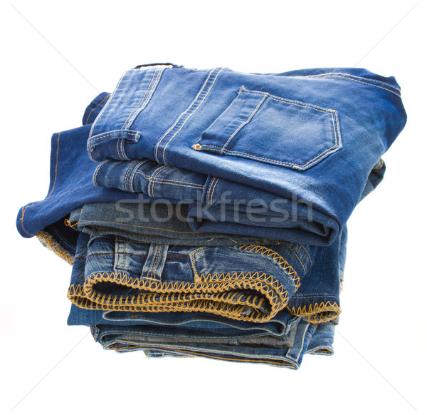 blue jeans Stock photo © neirfy