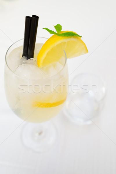 Lemonade of Sorento Stock photo © neirfy