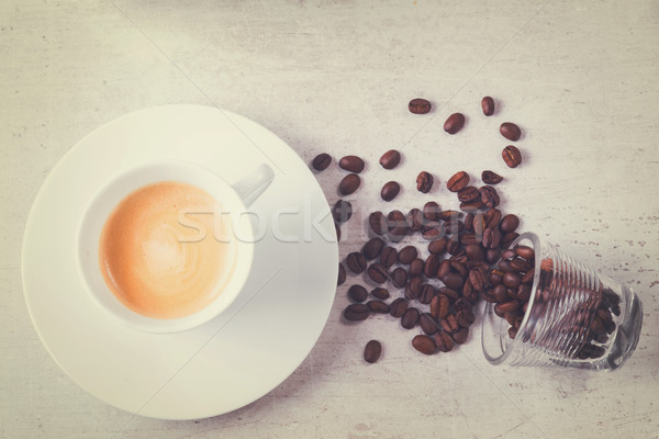 coffee break concept Stock photo © neirfy