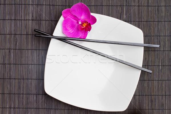 asian food Stock photo © neirfy