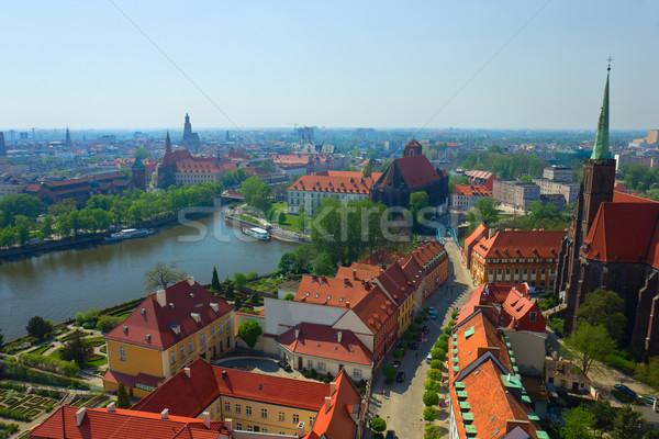 old  Wroclaw, Poland Stock photo © neirfy
