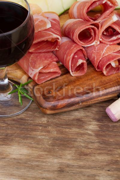 spanish tapas Stock photo © neirfy