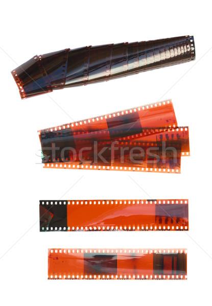 old films Stock photo © neirfy