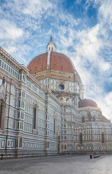 Stockfoto: Kathedraal · florence · Italië · kerk · dag