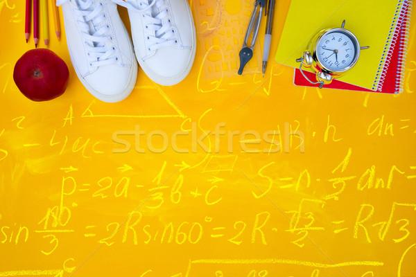 back to school Stock photo © neirfy