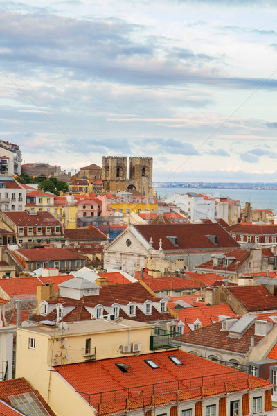 view of  Lisbon, Portugal Stock photo © neirfy