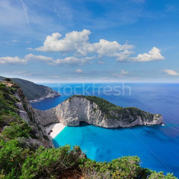 美しい 島 ビーチ 有名な 夏 ストックフォト © neirfy