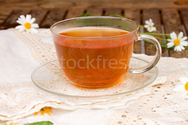 cup of tea Stock photo © neirfy
