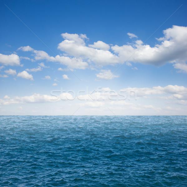 Paesaggio marino blu Ocean bella profondità acqua Foto d'archivio © neirfy