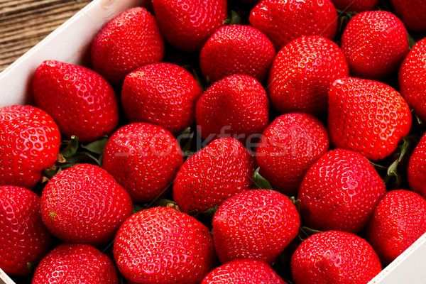 strawberry Stock photo © neirfy