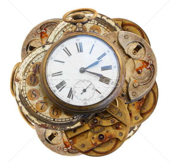 time concept Stock photo © neirfy