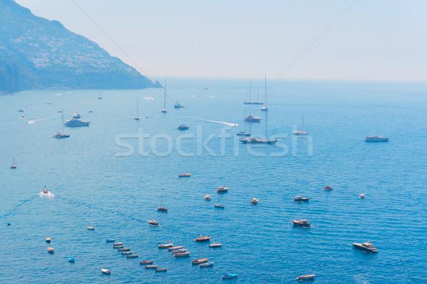 Tyrrhenian Sea waters Stock photo © neirfy