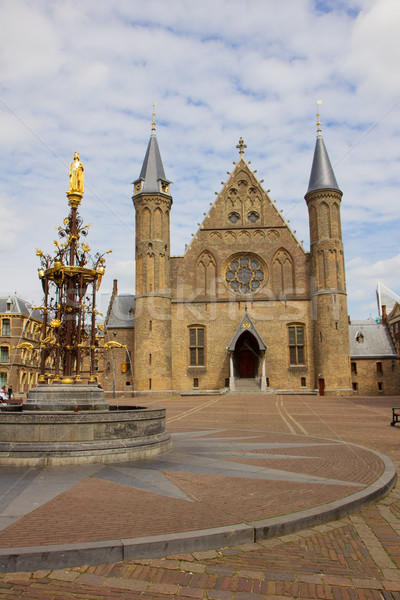 Stock photo: Ridderzaal, the Hague