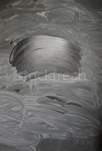 Empty balckboard background Stock photo © neirfy