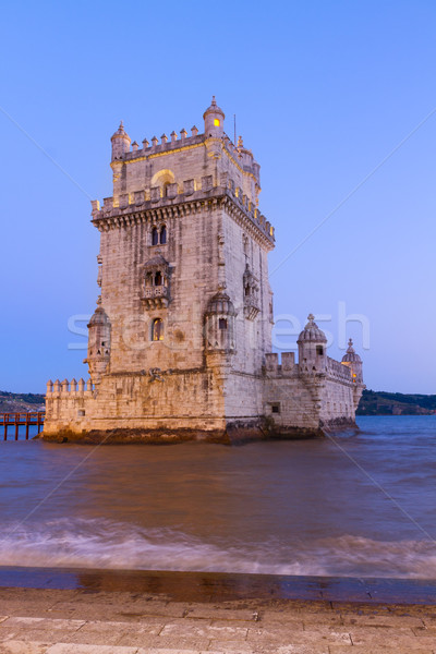 Torre of Belem, Lisbon, Portugal Stock photo © neirfy