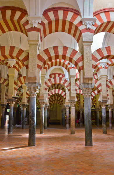 cathedral of Cordoba, Spain Stock photo © neirfy