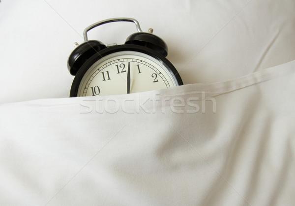 sleepy morning Stock photo © neirfy