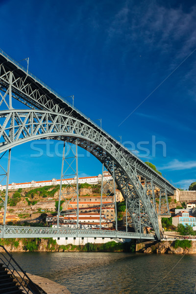 bridge of Dom Luis , Portugal Stock photo © neirfy