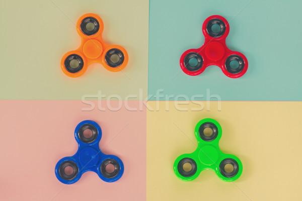Populaire détente jouet générique design Photo stock © neirfy