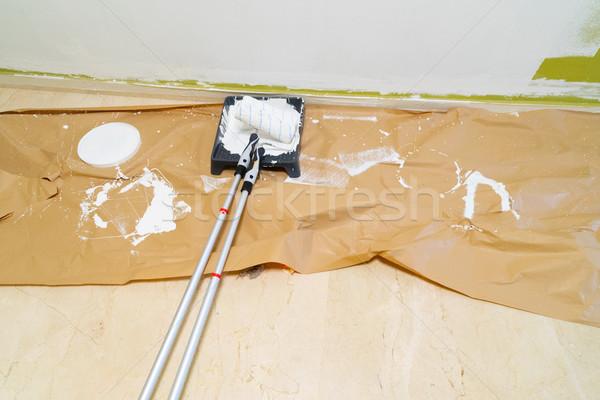 House renovation tools Stock photo © neirfy