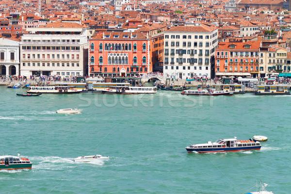 traitional Venice house, Italy Stock photo © neirfy
