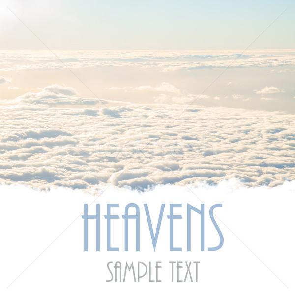 heavens Stock photo © neirfy