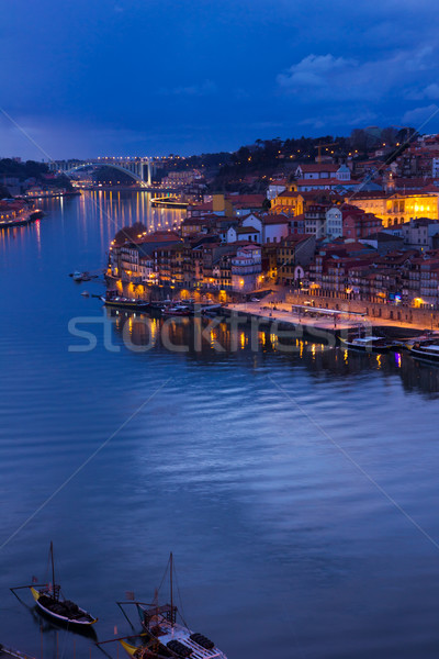 old town of Porto, Portugal Stock photo © neirfy