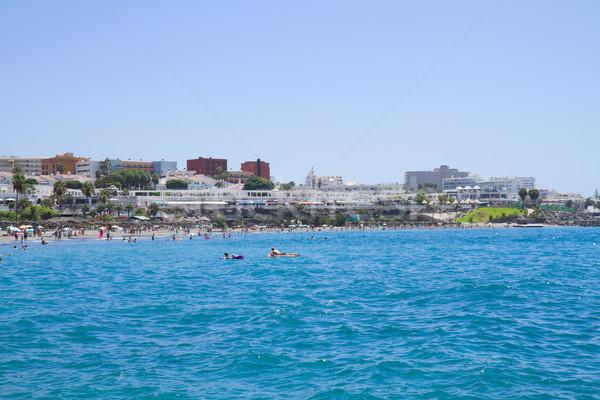 playa Las Americas, Tenerife, Spain Stock photo © neirfy