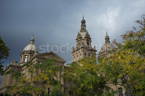 The National Museum in Barcelona Stock photo © Nejron
