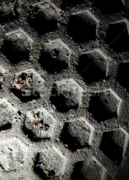 Abstract metal texture Stock photo © Nejron
