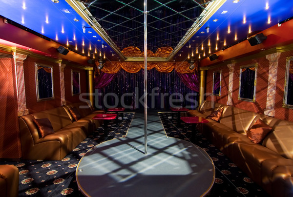 Night club interior Stock photo © Nejron