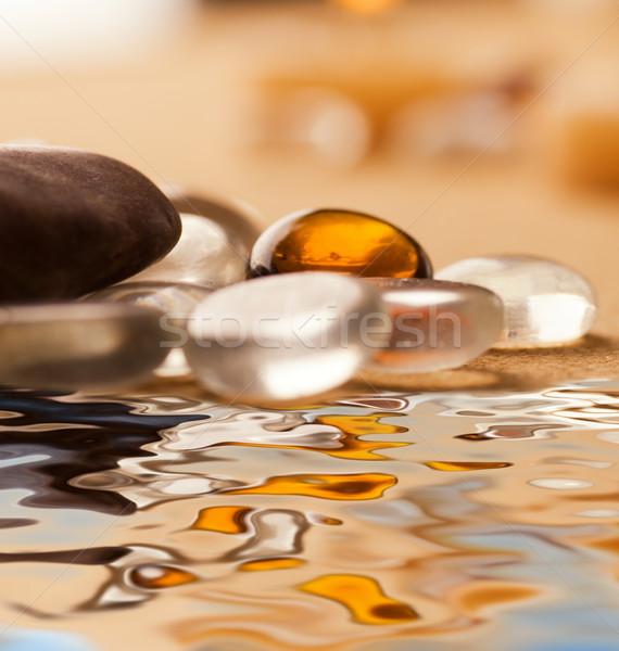 Spa still life (shallow Dof) Stock photo © Nejron