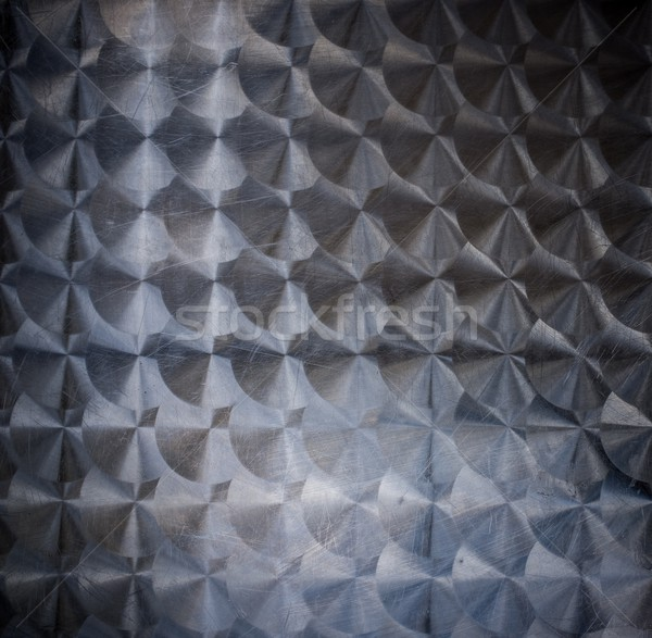 Polished metal texture with scratches  Stock photo © Nejron