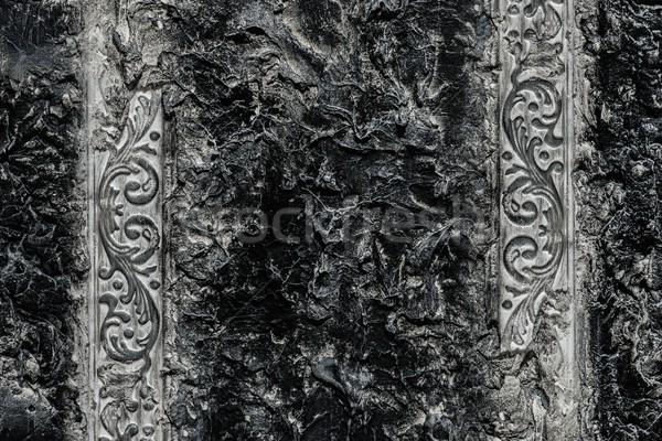 Grunge pared estuco trabajo textura resumen Foto stock © Nejron